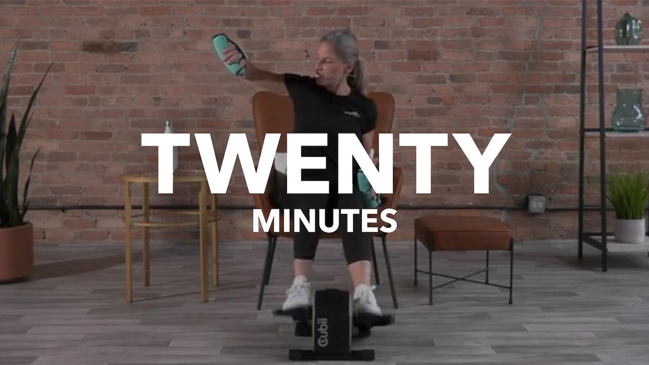 20 Minute Classes