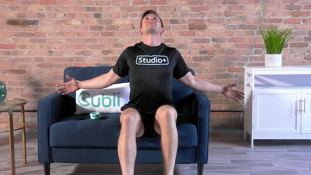 15-Min Strong Spine + Shoulder with Chase