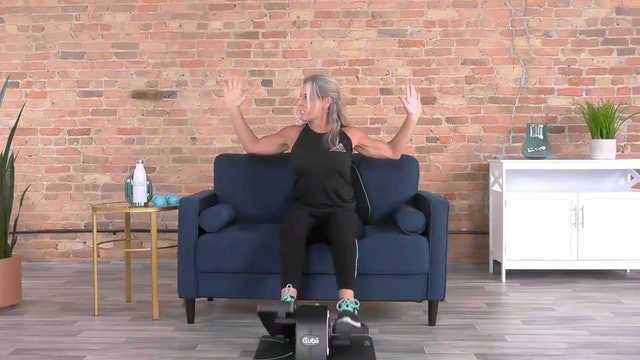 30-Min Total Body Tone with Lisa