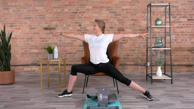 30-Min Energy Boost Yoga with Lindsey