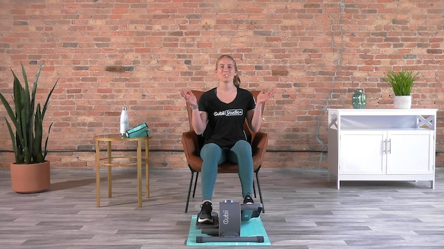15-Min Core Conditioning with Lindsey