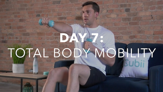 Getting Started Collection Day 7: 30-Min Total Body Mobility with Chase