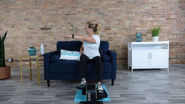 30-Min Power Up Cardio with Andrea