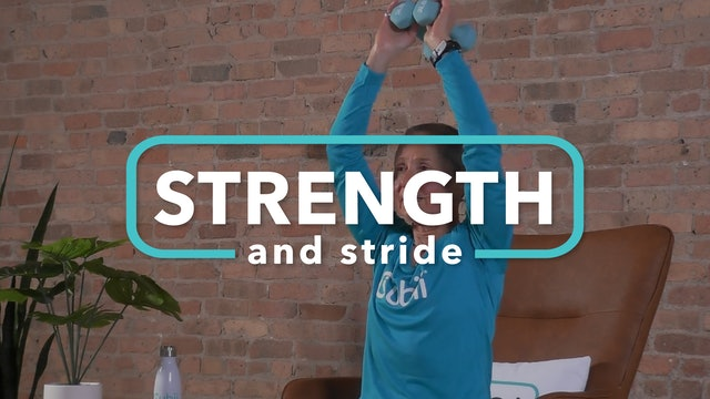 Strength + Stride