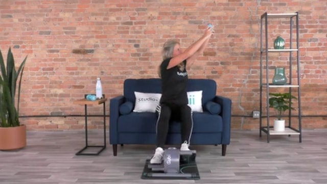 20-Min Upper Body Toning with Lisa