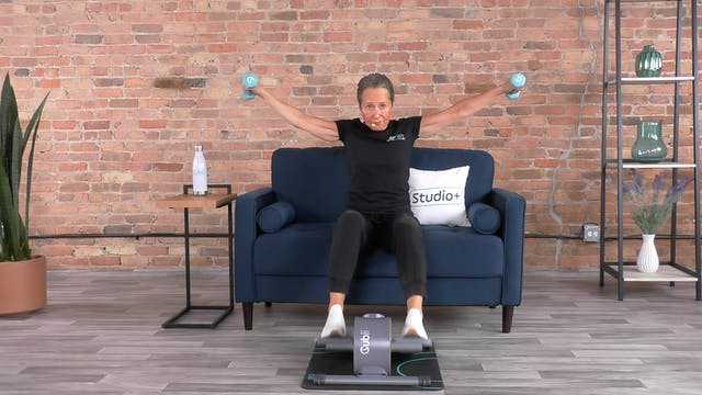 30-Min Let's Get 'Fit'sical with Sandi