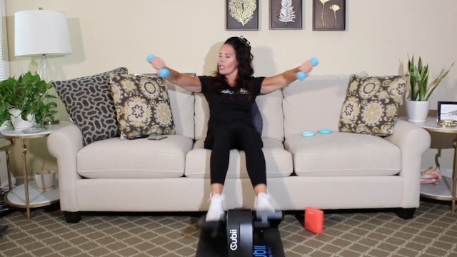 30-Min Upper Arm Toning with Carrie