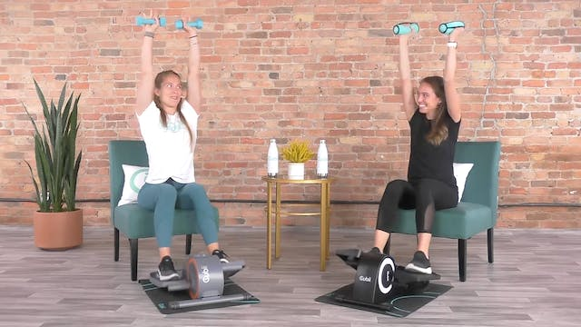 20-Min Upper Arm Toning with Lindsey