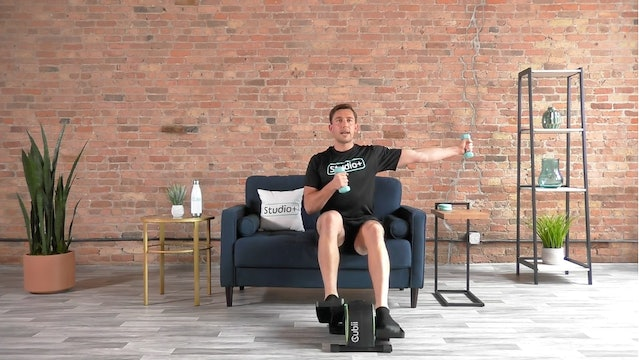 30-Min Joint Health + Core Strength with Chase