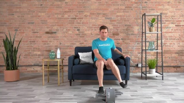 15-Min Lower Body HIIT with Chase