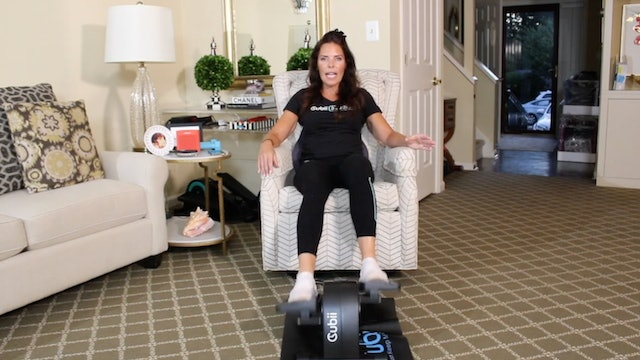 30-Min Cubii Bootcamp with Carrie