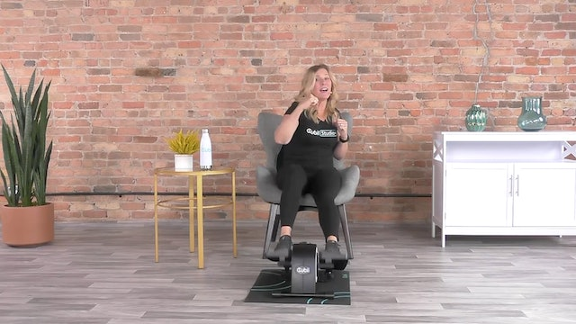 20-Min Resistance HIIT with Andrea