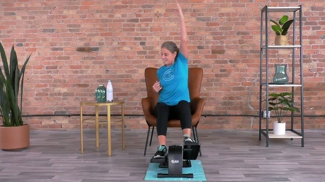 30-Min All Out Cardio with Lisa