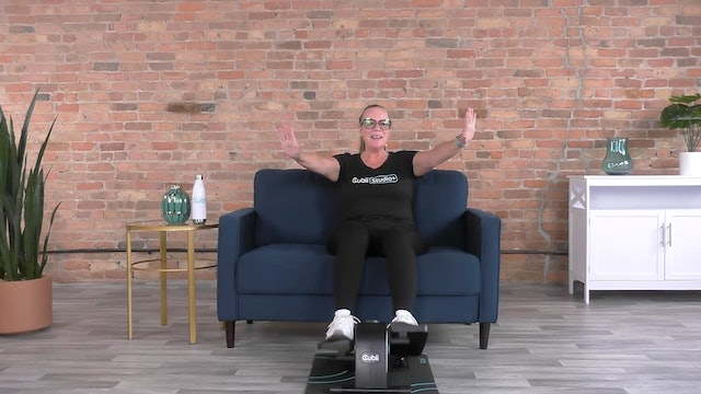 30-Min Low Impact Aerobics with Anne