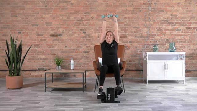 30-Min Full Body Strength with Lindsey