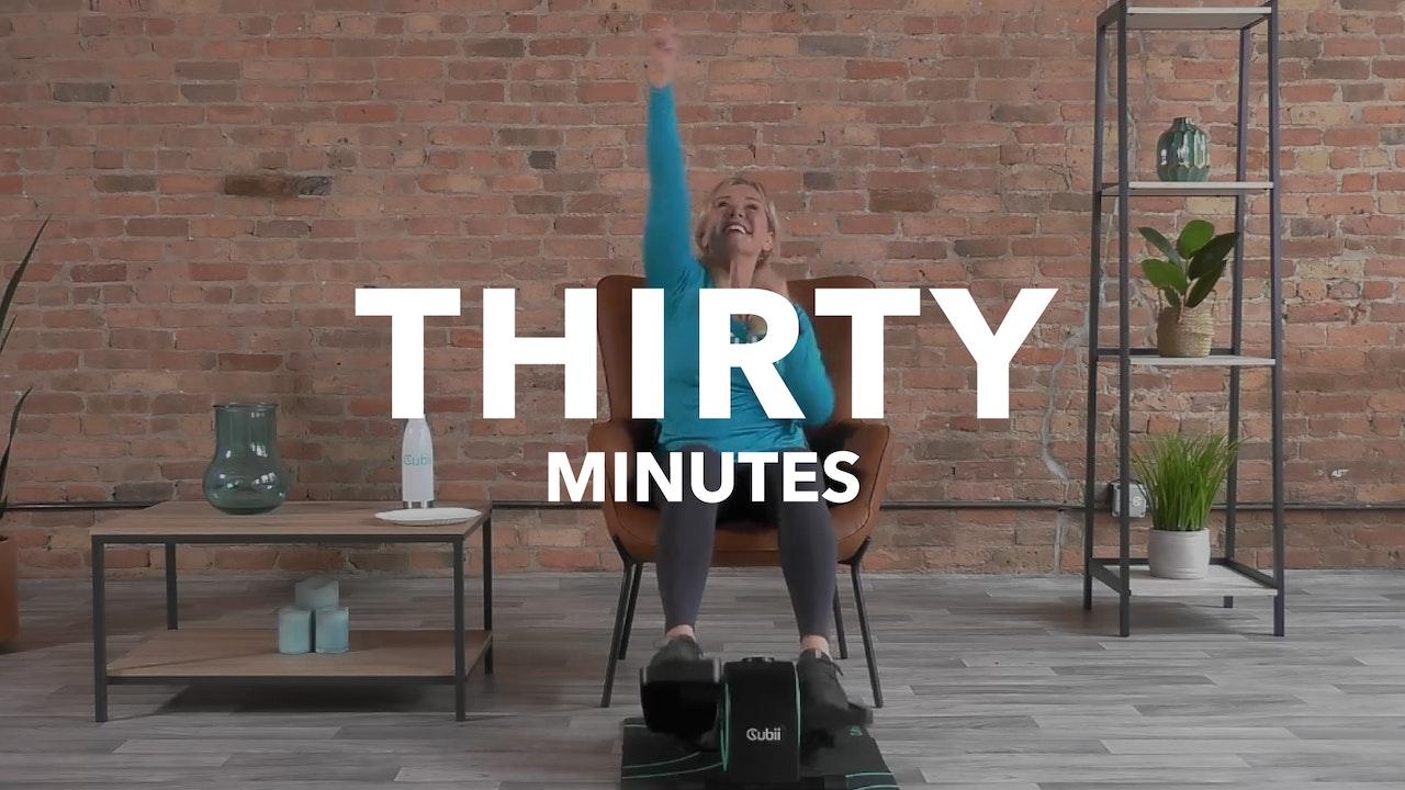 30 Minute Classes