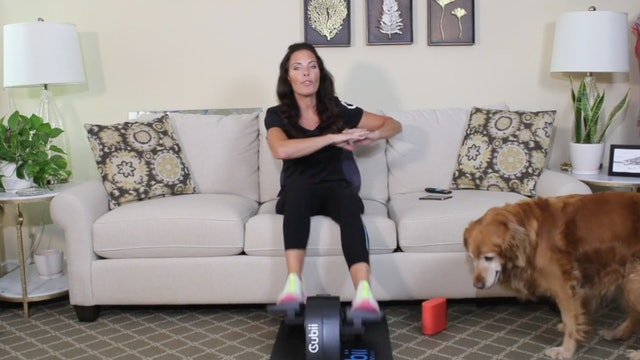 30-Min Cardio+Core with Carrie