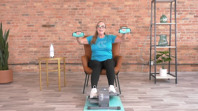 30-Min Upper Body Strength with Anne