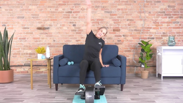 30 Minute Upper Body Strength with Lisa