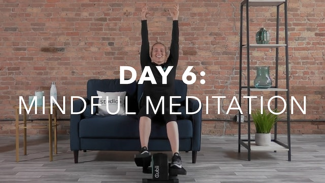 Getting Started Collection Day 6: 10-Min Mindfulness Meditation with Lindsey