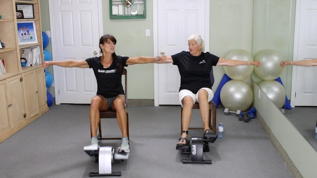 30-Min Muscle Movement with Rosalie