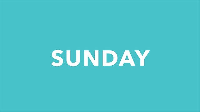 Sunday 9/19