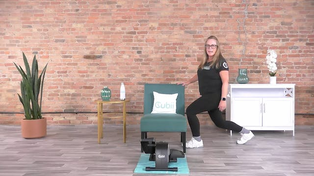 30-Min Lower Body Strength with Anne