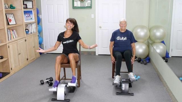 30-Min Upper Body Strength with Rosalie