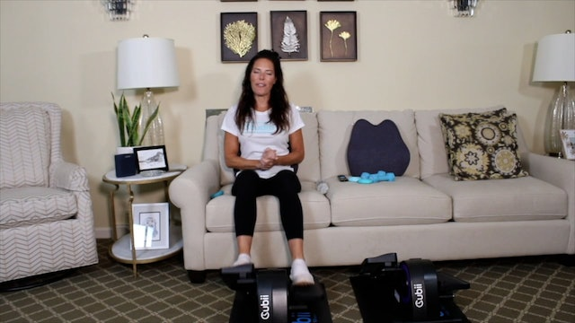 30-Min Mood Boosting Muscle Training with Carrie
