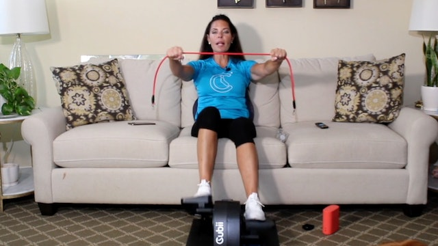 30-Min Resistance Training Cardio HIIT with Carrie