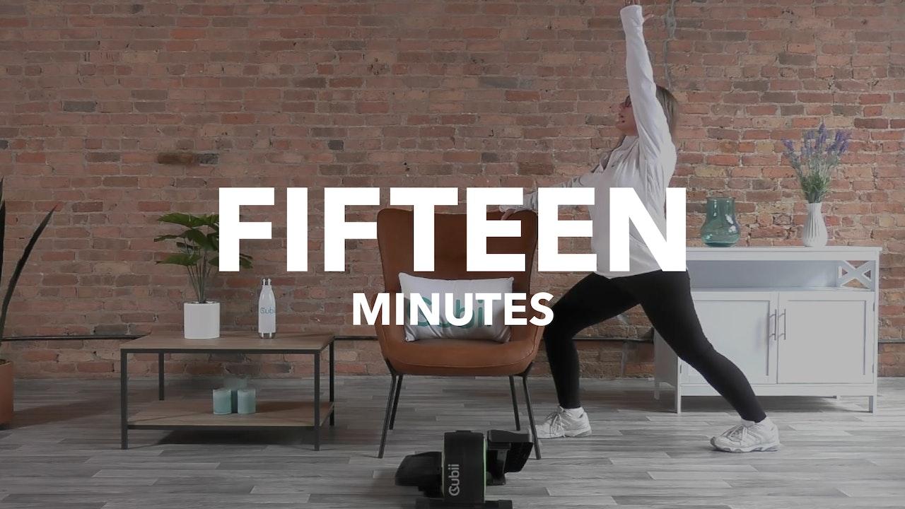 15 Minute Classes