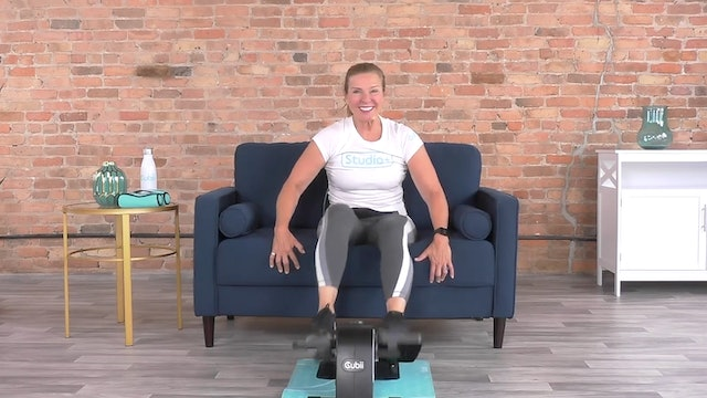 20-Min Total Body Tone with Andrea