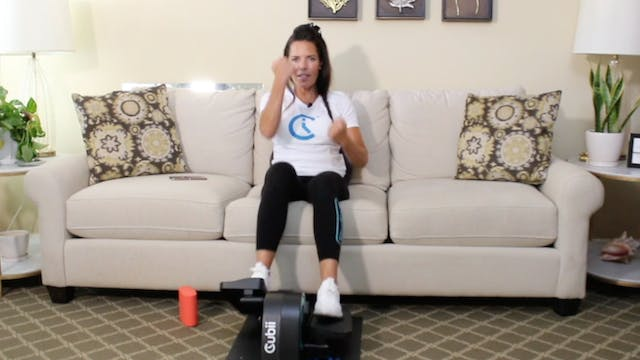 20-Min Cardio Boxing with Carrie
