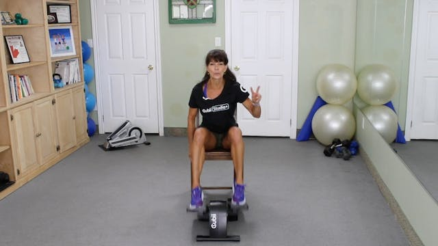 20-Min Full Body HIIT with Rosalie