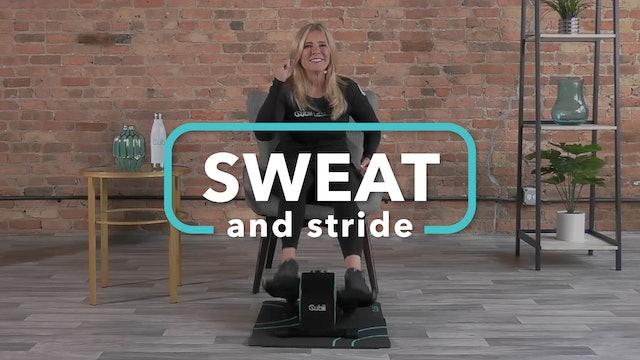 Sweat + Stride