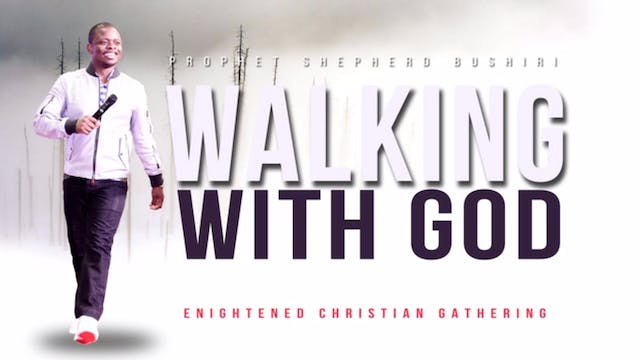 Walk with God - Part 1
