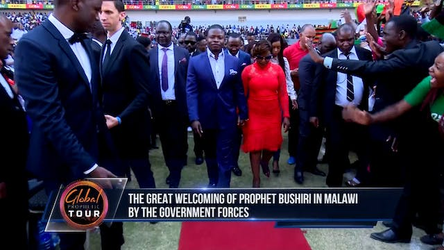 The Great Welcoming in Malawi