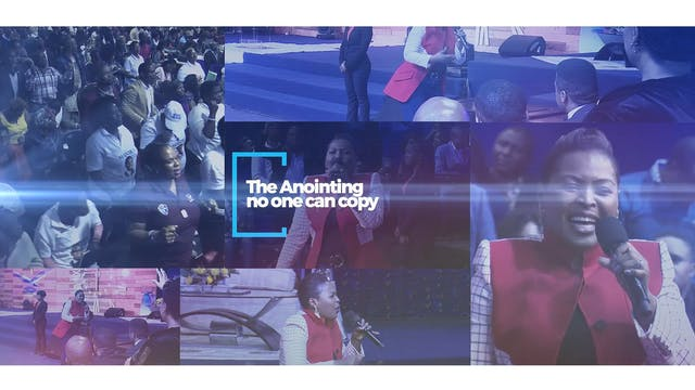 Simeon Anointing