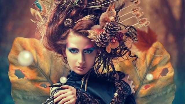 Autumn Queen - Advanced Manipulation