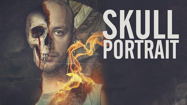 Skull Portrait - Photoshop Manipulation Tutorial