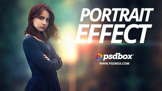 Portrait Retouching Effect