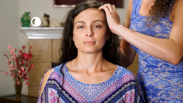 Salon & Spa Scalp Massage & Hair Play with Melissa