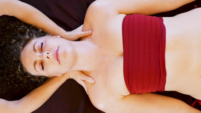 Massage with Meera: Chest, Neck & Fac...