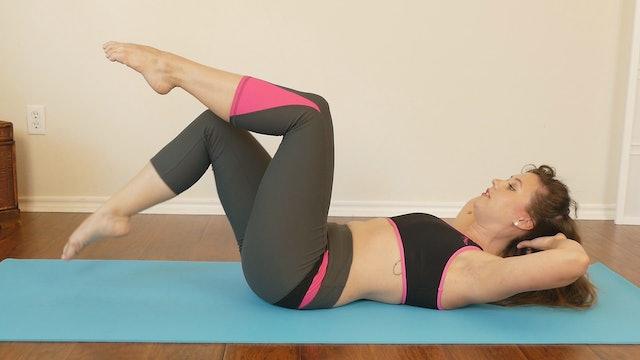 Full Body Pilates Part 1 with Kait Coats