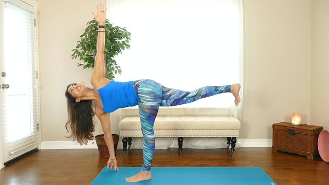 30 Min Intermediate Power Yoga