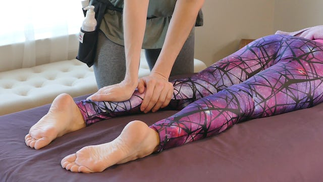 Foot Massage Basics: Part 1, with Jade
