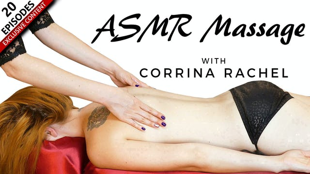 ASMR Massage With Corrina Rachel