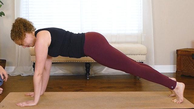 Plank (Phalakasana)