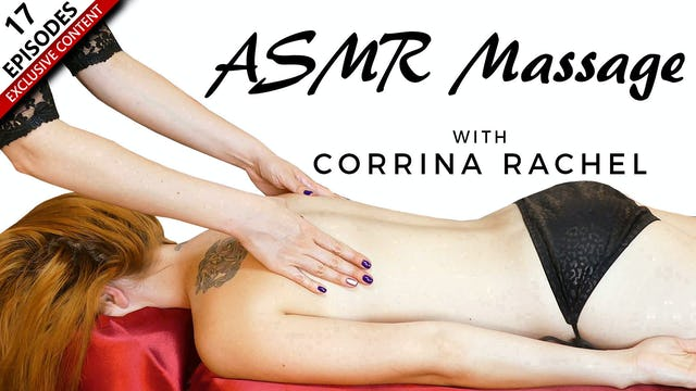 ASMR Massage With Corrina Rachel