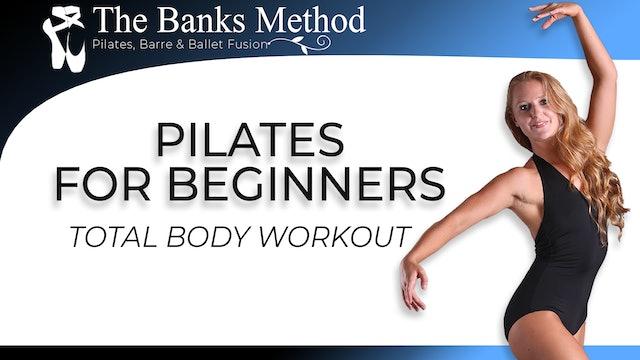 Beginner Pilates Series | The Banks Method